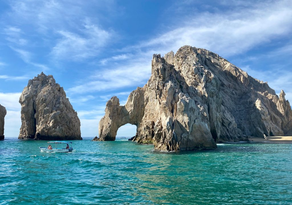 Cabo San Lucas Mexico Lovers Beach
